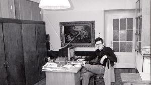 František Fuka 1980-luvulla.