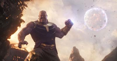 Thanos elokuvasta Avengers: Infinity War