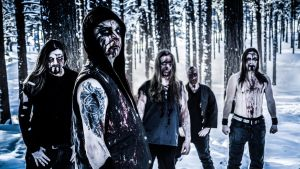 Moonsorrow pressbild