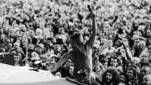Iggy Pop På Flow.