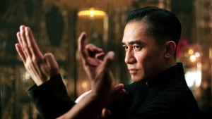 The Grandmaster. Ohjaus Wong Kar-wai.