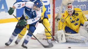 Jääkiekon Euro Hockey Tour: SWE - FIN