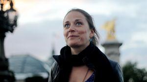 Victoria Oscarsson är sångare i Strumphittarna 2017