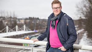 Ordförande för SDP:s riksdagsgrupp Antti Lindtman.