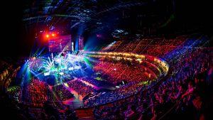LANXESS-areenalla peräti 14 000 ihmistä seurasi ESL One Cologne 2016 -turnausta