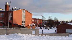 Kvarnbackens skola
