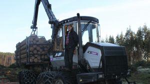 Tomas Strandberg har utsetts till årets företagare 2015 i Tenala-Bromarf