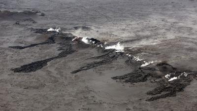 Islandskt vulkanutbrott tros over