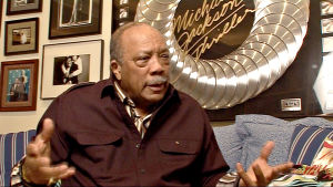 Elokuvamusiikin kulta-aika, Quincy Jones