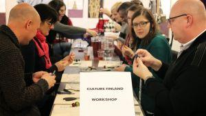 Culture Finland Workshop
