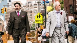 Alfred Molina ja John Lithgow.