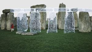 Stonehengen alue on nyt tutkittu nykyaikaisin menetelmin