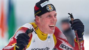 Johann Mühlegg, 2000.