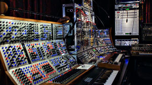 Trent Reznorin studio dokumenttielokuvassa I Dream of Wires.