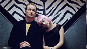Bill Murray ja Scarlett Johansson elokuvassa Lost in Translation (2003).
