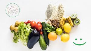 Fodmap-ruokavalioon kuuluvia ruoka-aineita