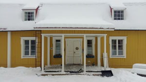 Villa Sibbe vid Joensuu tila i Sibbo.