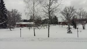 Joensuun tila i Skräddarby i Sibbo.
