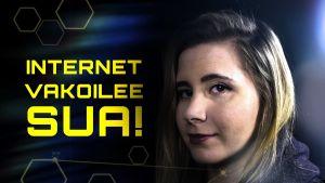 Laura Kankaala: Internet vakoilee sua!