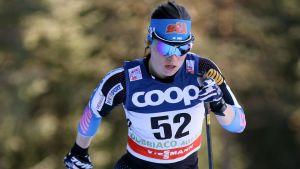 Krista Pärmäkoski, december 2015.