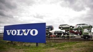 Volvo är en svensk bilkoncern