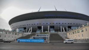 Fotbollsarenan i S:t Petersburg