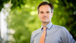 En man som heter Kai Mykkänen.