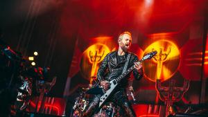 Andy Sneap i Judas Priest 7.6.2018.