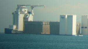 Eide Barge 33, 2009