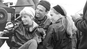 Ingmar Bergman työssään