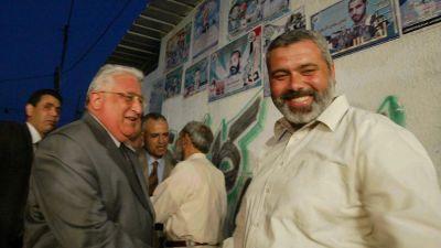 Hamas ledare ny intifada i israel