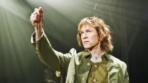 Stefan Karlsson som Frodo.
