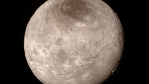 Plutos måne Charon.