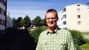 Stefan Pellas, Finlands viltcentral.