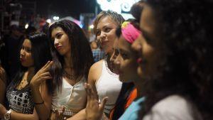 Kvinnor i Nicaragua