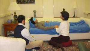 Undersökningsrummet på John Hopkins university