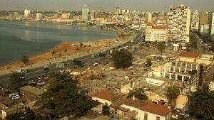 Angolan pääkaupunki Luanda