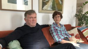 Lars och Inger Hassel, anhöriga