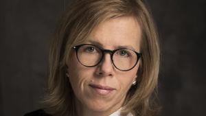 Mia Heikkilä, professor i småbarnspedagogik vid Åbo Akademi.