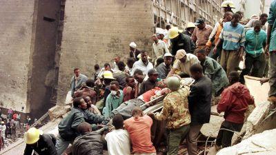 Blodig attack mot au i somalia