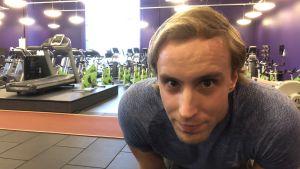 Axel Helling gillar Jordan Peterson