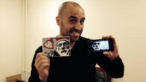 Borislav Borisov har tagit originalfotot för jukortet