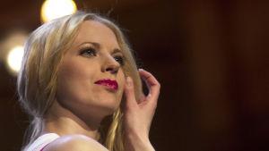 Nästan unplugged: Jennie Storbacka