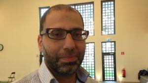 Göteborgs moské jobbar aktivt mot extremism, säger Mohammad El-Alti.