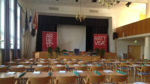 FSD:s kongress i Raseborg