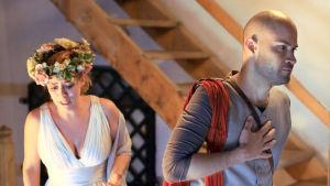 Orfeus ja Eurydike.