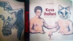 Harris Larjostos bok, Kuva ihollani om tatueringskonst
