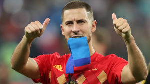 Ger Eden Hazard tummen upp åt Real Madrid?