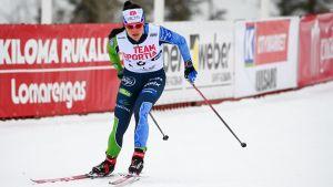 Krista Pärmäkoski var helt i en klass för sig när skidsäsongen avslutades i Ruka.