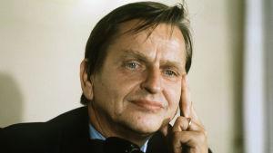 Sveriges statsminister Olof Palme 1927-1986